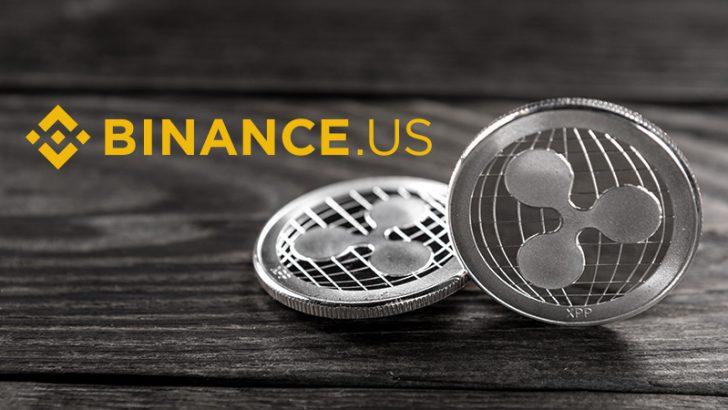 Binance US「XRP取引・入金の一時停止」を発表|大手取引所で上場廃止報告続く