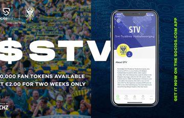 シント=トロイデンVVの「$STVファントークン」本日販売開始【Chiliz&Socios】