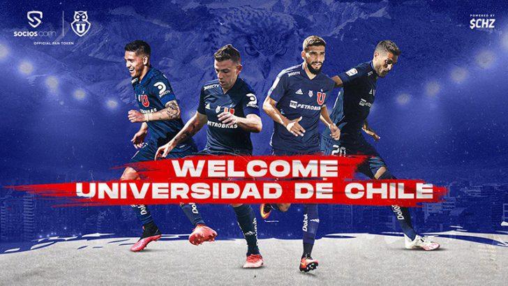 【Chiliz&Socios】チリ初「Universidad de Chile」の$UCHファントークン発行へ