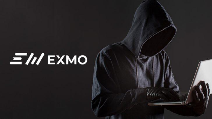 イギリスの暗号資産取引所「Exmo」でハッキング被害|BTC・ETH・XRPなどが流出