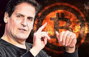 ビットコインは「終末シナリオのヘッジ手段にはならない」米実業家Mark Cuban