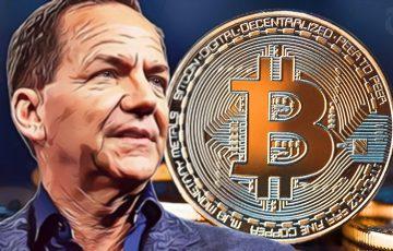 今のビットコインは「1999年のインターネット株」のよう:伝説の投資家Paul Tudor Jones
