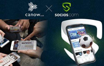 Socios × canow「日本・東南アジアでのサービス展開」に向け業務提携