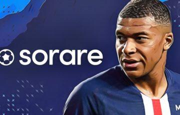 【Sorare】PSGムバッペ選手のNFTカード「約674万円」で落札|価格は100倍以上に