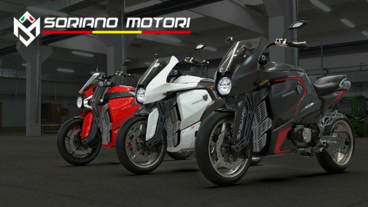 イタリアのバイクブランド「Soriano Motori」仮想通貨決済に対応【世界初】
