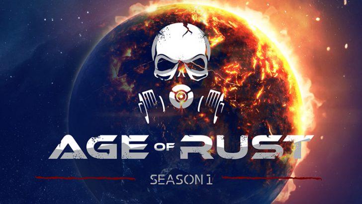 ブロックチェーンゲーム「Age of Rust」2021年3月にSteamで配信へ