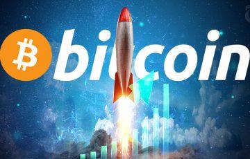 【速報】ビットコイン(BTC)大台の「3万ドル」突破|大幅な価格上昇続く