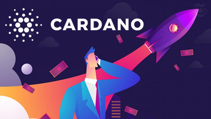 【Cardano/ADA】順調な価格上昇で「40円」に到達|時価総額ランキング5位も視野に
