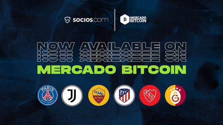 Chiliz関連ファントークン:ラテンアメリカ最大の取引所「MERCADO BITCOIN」に上場