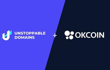 OKCoin「カスタマイズ可能なウォレットアドレス」導入へ|Unstoppable Domainsと提携