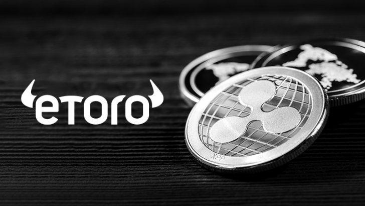 世界最大級のSNSトレードeToro「XRP取引サービスの一時停止」を発表