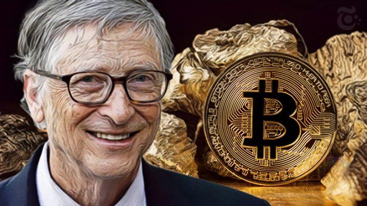 ビル・ゲイツ氏「現在はビットコインに中立的」否定的な見方に変化