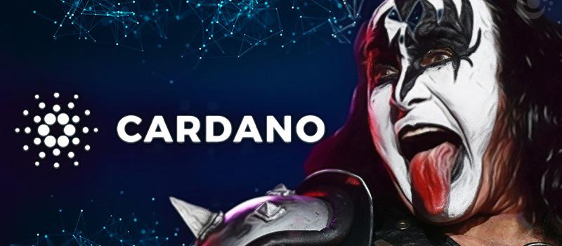 Cardano-ADA-KISS-GeneSimmons