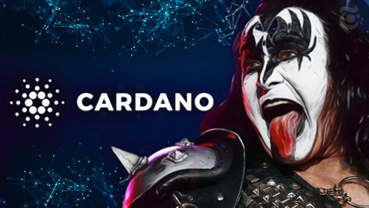 KISSのGene Simmons氏「カルダノ(Cardano/ADA)3,000万円相当」を購入
