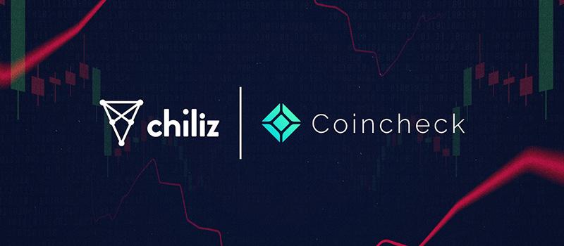 Chiliz-CHZ-Coincheck