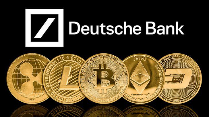 ドイツ銀行「暗号資産カストディ・ブローカーサービス提供」の可能性