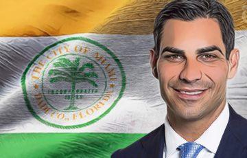米マイアミ市長:ビットコインによる「給料支払い・納税受け入れ」などを検討