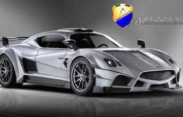 イタリアの高級車メーカー「Mazzanti」STOでスーパーカー製造の資金調達
