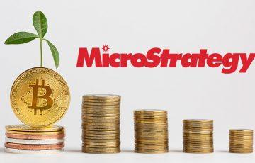 MicroStrategy「ビットコイン買い増し」へ|600億円相当の転換社債発行を予定