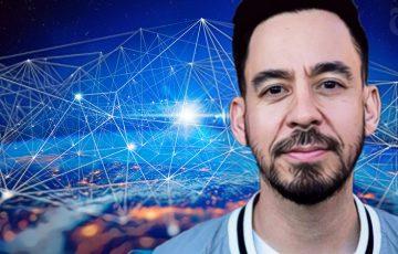 Linkin Parkのマイク・シノダ氏「NFT形式の音楽作品」をリリース