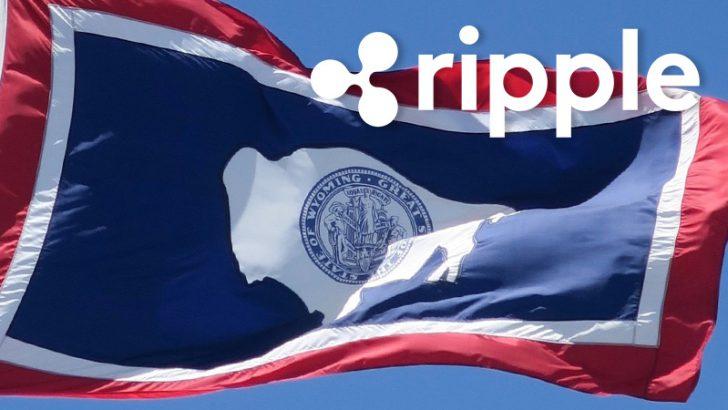 Ripple社:暗号資産に友好的な「ワイオミング州」で事業登録