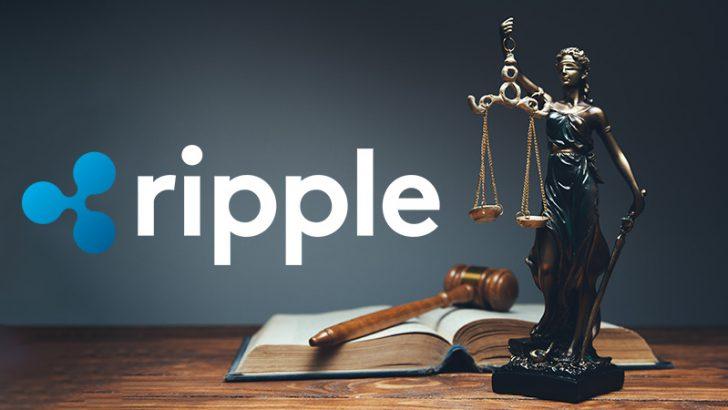 Ripple社に対する米SECの訴訟「現時点で和解の可能性はない」XRP裁判前の文書公開