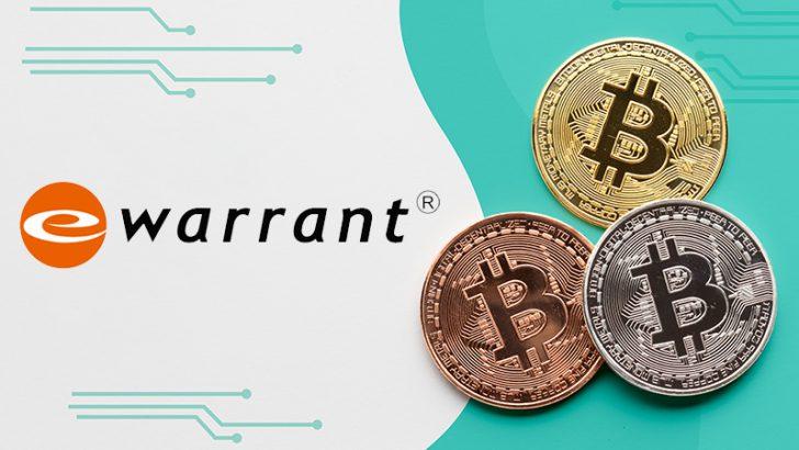 【国内初】暗号資産を対象とする「個人向け証券化商品」提供へ:eワラント証券株式会社