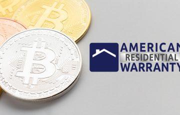 米住宅保険会社ARW「ビットコインに投資する」と発表|仮想通貨決済にも対応