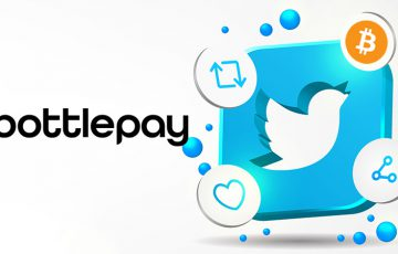 Twitterでビットコインを少額送金「Bottlepay」がサービス提供開始