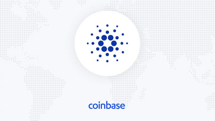 Cardano(ADA)「Coinbase.com」と「iOS・Androidアプリ」でも利用可能に