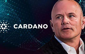 Galaxy Digital創設者「Cardano/ADA」に関心|今後の投資に期待する声も