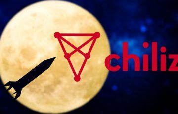 【Chiliz/CHZ】過去1年で「15,000%の価格上昇率」を記録|一時100円付近まで高騰
