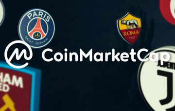 CoinMarketCap「Chiliz関連ファントークンのカテゴリ」を追加|一覧表示が可能に