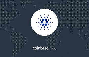 Coinbase Pro「Cardano(ADA)の新規取扱い」を発表|ADA価格は130円まで急騰