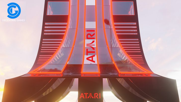 Decentralandの仮想空間に「Atari Casino」構築へ:Decentral Games × Atari