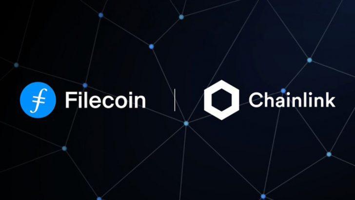 ファイルコイン「チェーンリンク(Chainlink/LINK)の統合」を発表