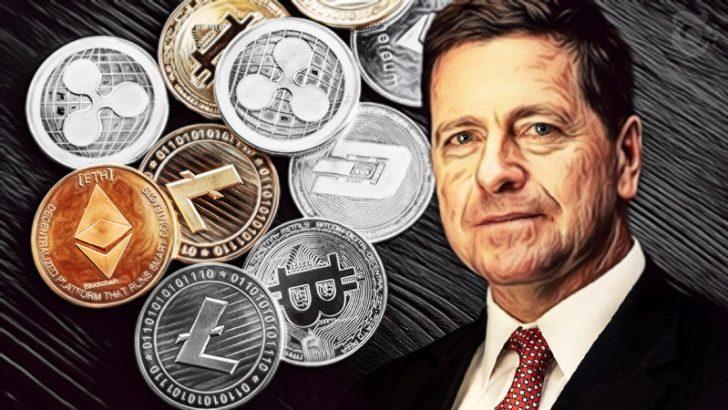 米SEC元委員長のクレイトン氏「暗号資産運用会社の規制諮問委員会」に参加