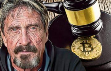 米司法省:暗号資産詐欺・資金洗浄などを理由に「John McAfee氏」を起訴