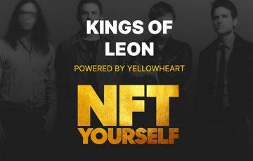 米ロックバンドKings of Leon「NFT形式の音楽アルバム」リリースへ