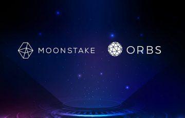 Moonstakeウォレット「ORBSのステーキング」対応へ|パートナーシップを締結