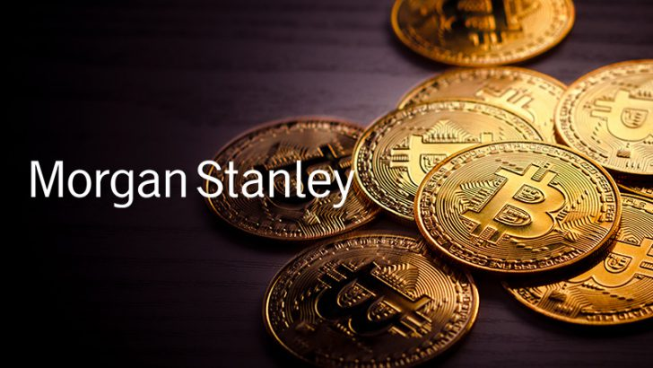 Morgan Stanley:富裕層向けの「ビットコイン投資商品」提供へ|米大手銀行で初