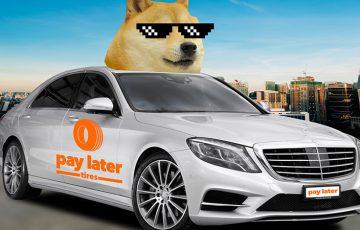 米タイヤ・ホイール販売業者「DOGEなどの仮想通貨決済」に対応