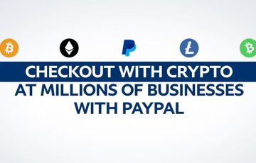 PayPal:仮想通貨決済機能「Checkout with Crypto」提供開始|BTC・ETHなど4銘柄に対応