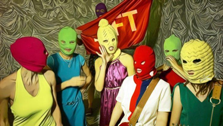 ロシアのロックバンド「Pussy Riot」新作シングルのNFTオークション開始