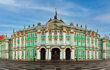 ロシアの世界遺産「エルミタージュ美術館」NFT芸術作品の展示会開催へ