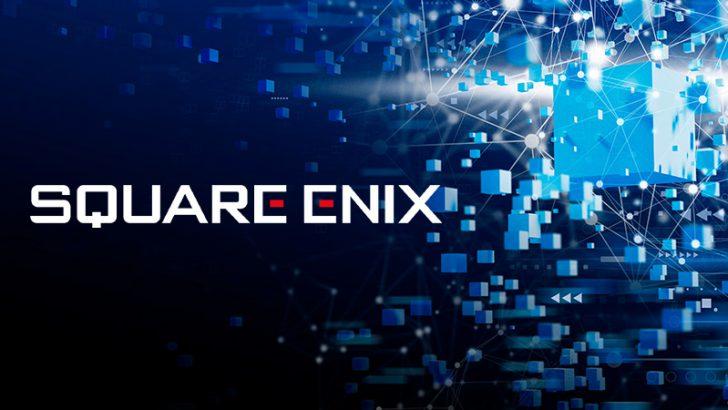 SQUARE ENIX:2021年夏に「NFTデジタルシール」発売へ|double jump.tokyoと協業
