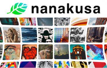 NFTマーケットプレイス「nanakusa」公認クリプトアーティストの審査受付を開始