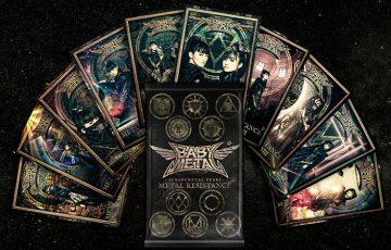 BABYMETAL(ベビーメタル)の「NFTトレーディングカード」発売へ:アミューズ