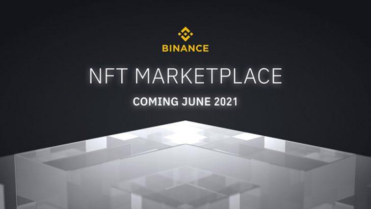 バイナンス:独自のNFTマーケットプレイス「Binance NFT」公開へ