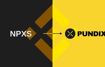 BINANCE:新通貨PUNDIX対応に向け「NPXSの取引サービス」を停止